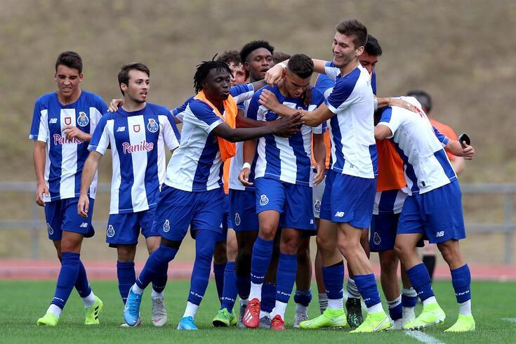 FC Porto iniciou defesa do título com uma vitória