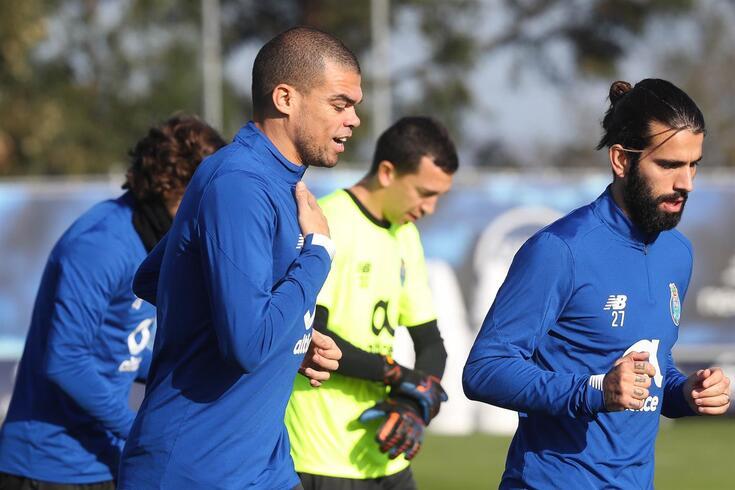 Pepe acredita que o jogo do Dragão vai ser bem diferente do que se viu na Holanda