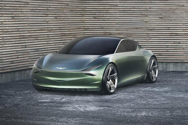 Hyundai e Rimac preparam super desportivo eléctrico