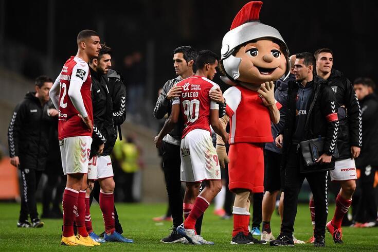 Os jogadores do Braga têm um plano a seguir além da ordem para respeitar o isolamento