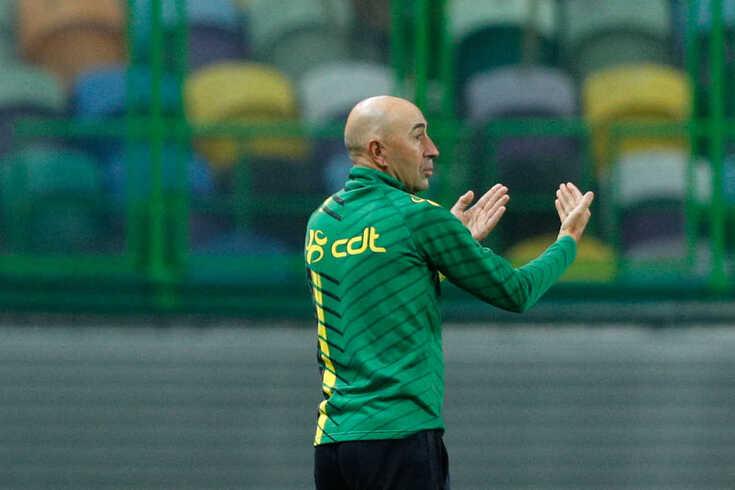 Pako Ayestarán, treinador do Tondela