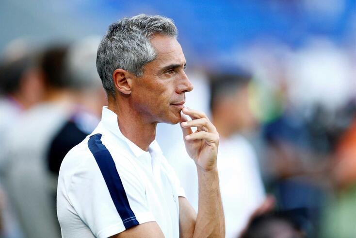 Paulo Sousa, treinador do Bordéus