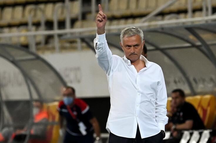 José Mourinho, Tottenham coach