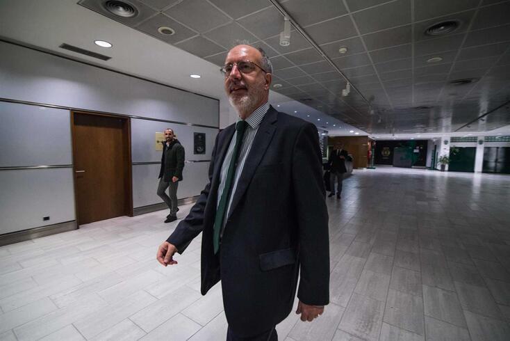 Rogério Alves, presidente da MAG do Sporting