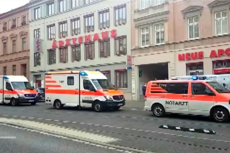 Duas pessoas morreram em ataque a Sinagoga na Alemanha