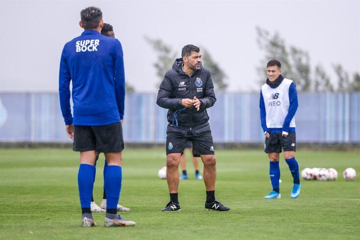 Sérgio não facilita para o encontro com o Vitória de Setúbal