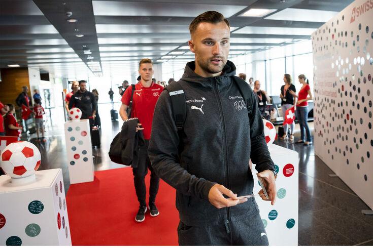 Seferovic está na montra do Mundial e na mira de dois clubes