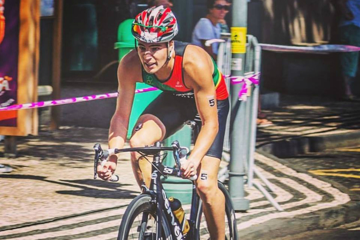 Triatleta Alexandre Nobre desiste na etapa ucraniana da Taça da Europa de sprint