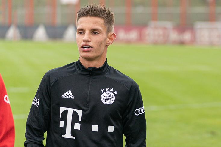 Tiago Dantas foi cedido pelo Benfica ao Bayern