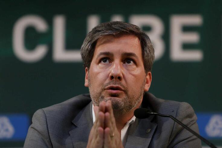 Bruno de Carvalho faz pedido para poder ir a eleições