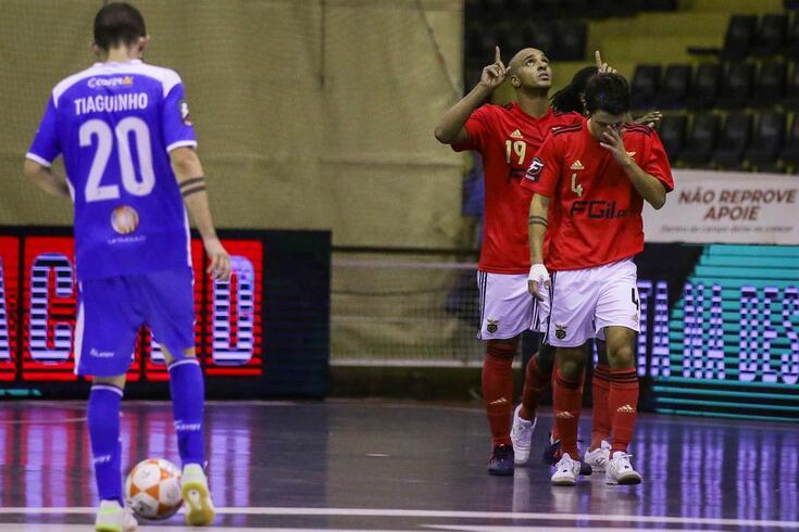 Resultados da quarta jornada e classificação do liga portuguesa de futsal