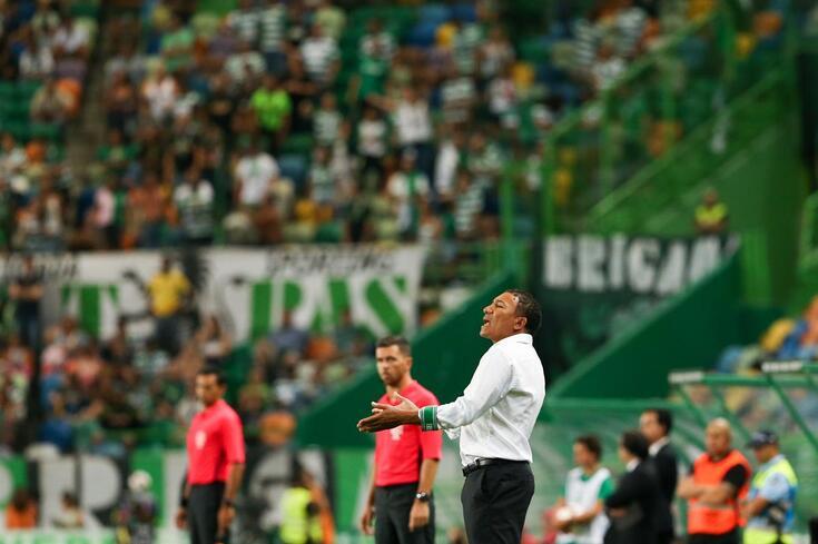 Lito Vidigal, treinador do V.Setúbal