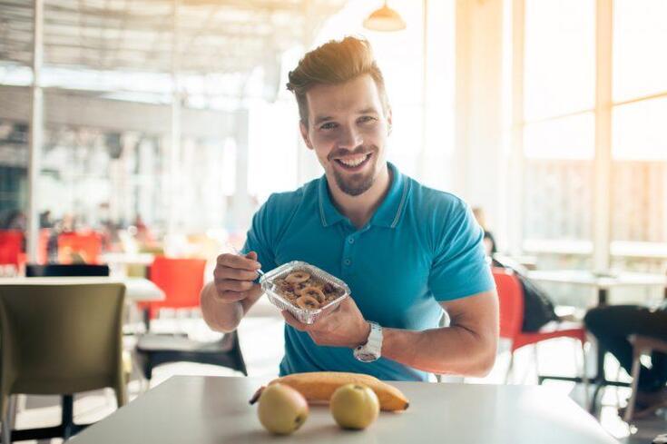 6 alimentos que aumentam os músculos sem esforço