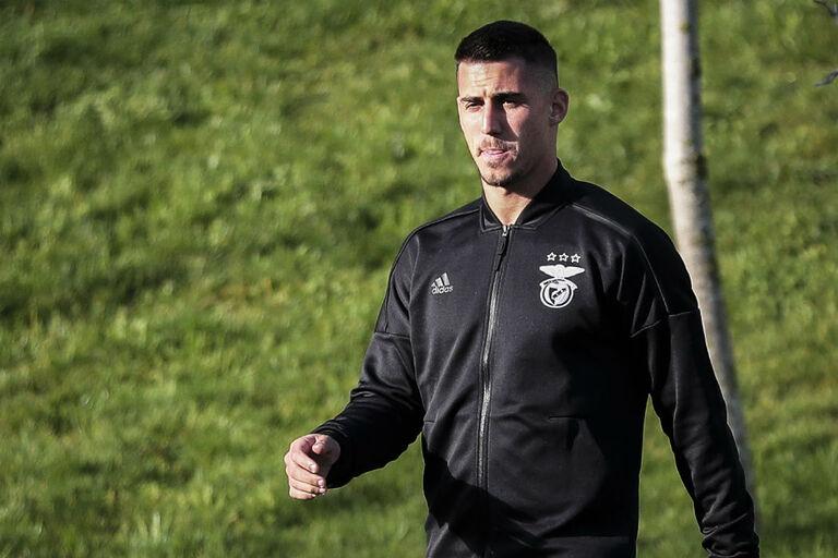 Seis ausentes no treino do Benfica a pensar na I Liga fb3186a7bfa8e
