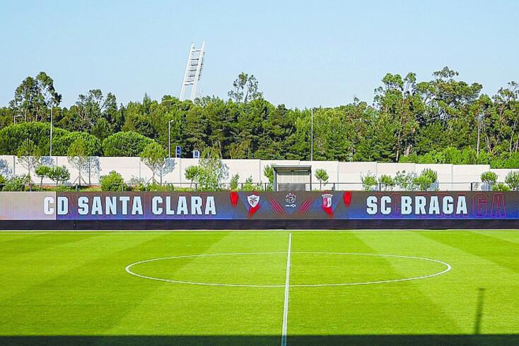 DIRETO | Santa Clara-Braga