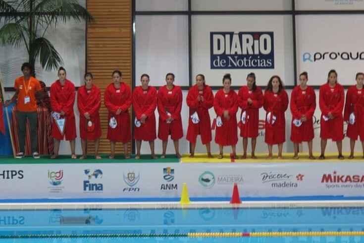 Seleção Nacional de juniores femininos