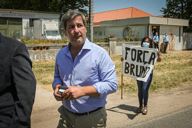 Bruno de Carvalho, antigo presidente do Sporting