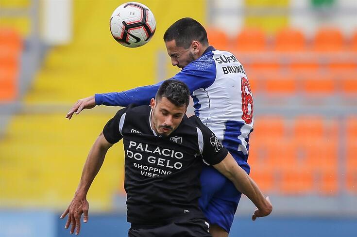 Lesionados ao serviço da equipa B do FC Porto e em dúvida para Roma
