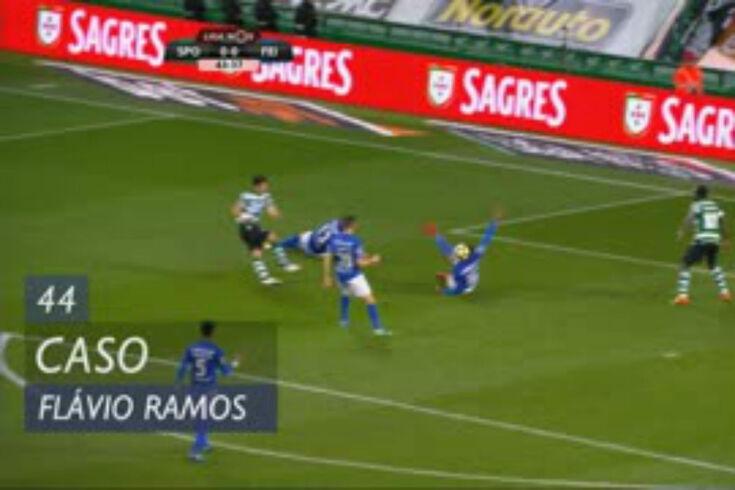 Sporting feirense rbitro assinala pen lti var invalida for Piscinas v h ramos lda braga