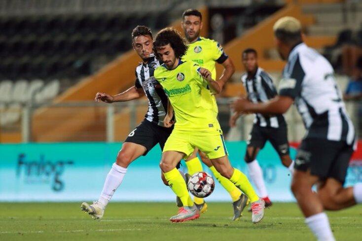 Getafe é o adversário do FC Porto na final da Copa Ibérica