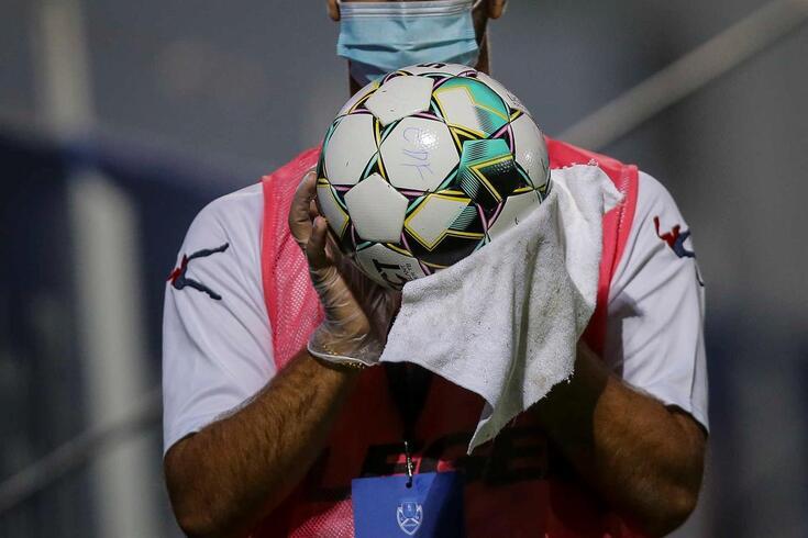 Moura suspende toda a atividade devido a infetado com covid-19