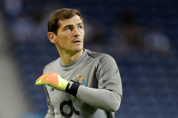 "Almoço de Casillas teve convidado indesejado: ""Alguém terá de pagar o copo"""