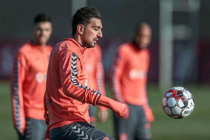 Hassan está de saída do Braga