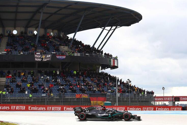 Menos público no GP de Portugal