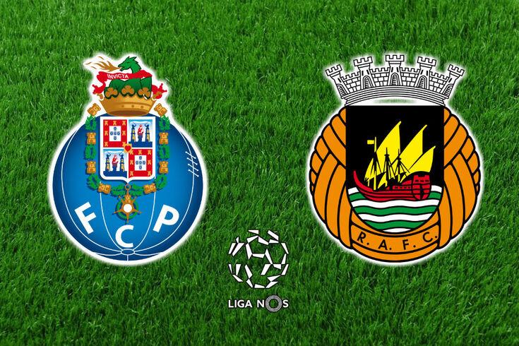 DIRETO | FC Porto-Rio Ave