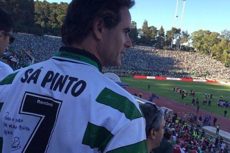 """Sá Pinto deixa mensagem a lembrar Pedro Lima: """"Que falta me vais fazer..."""""""