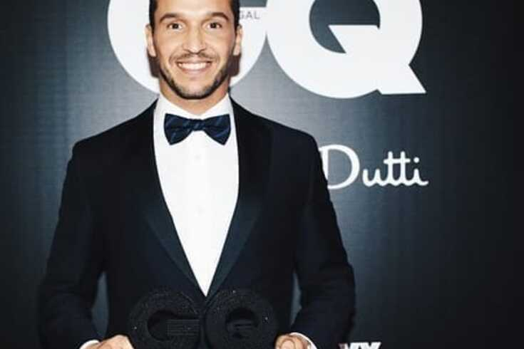 Girão distinguido com o prémio GQ Men of the Year