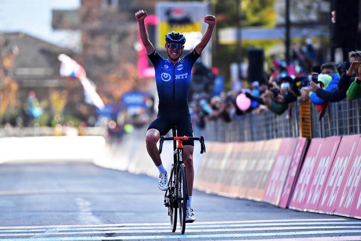 Ciclista australiano Ben O'Connor na AG2R La Mondiale na próxima temporada