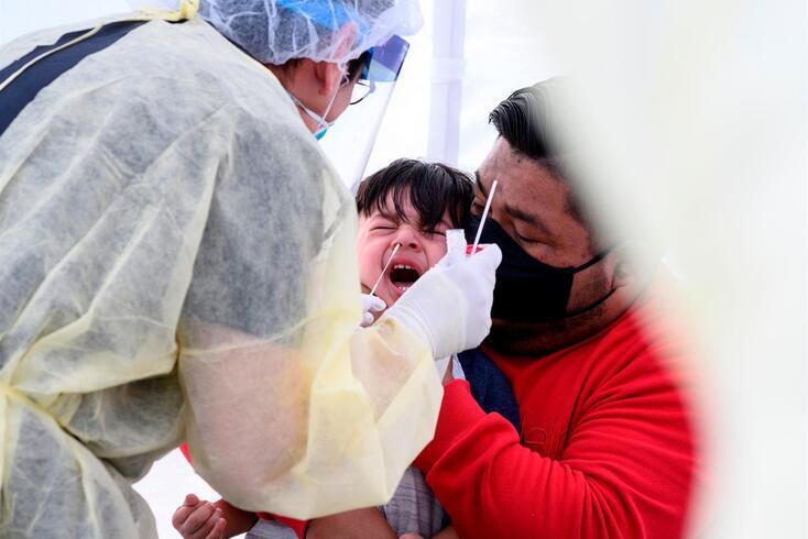 Atualização dos números da pandemia no mundo