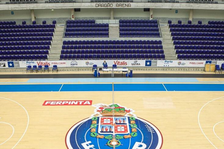 Eleições do FC Porto realizam-se no Dragão Arena