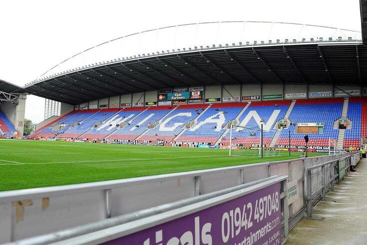 Estádio do Wigan