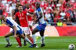 Plantel do FC Porto tem vasta experiência em disputar jogos oficiais no verão