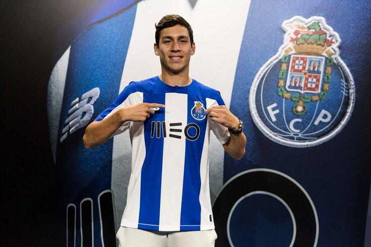 Nahuel Ferraresi  com a camisola do FC Porto