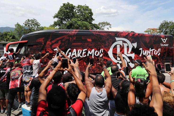 O Flamengo pode conquistar o segundo Mundial de Clubes da sua história.