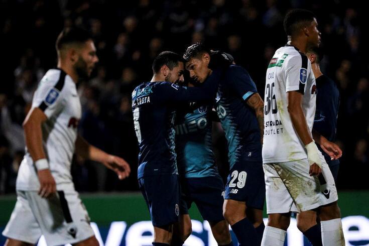 FC Porto venceu o Casa Pia
