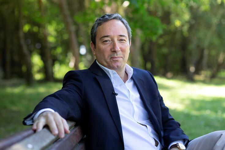 José Fernando Rio, candidato da Lista C às eleições do FC Porto