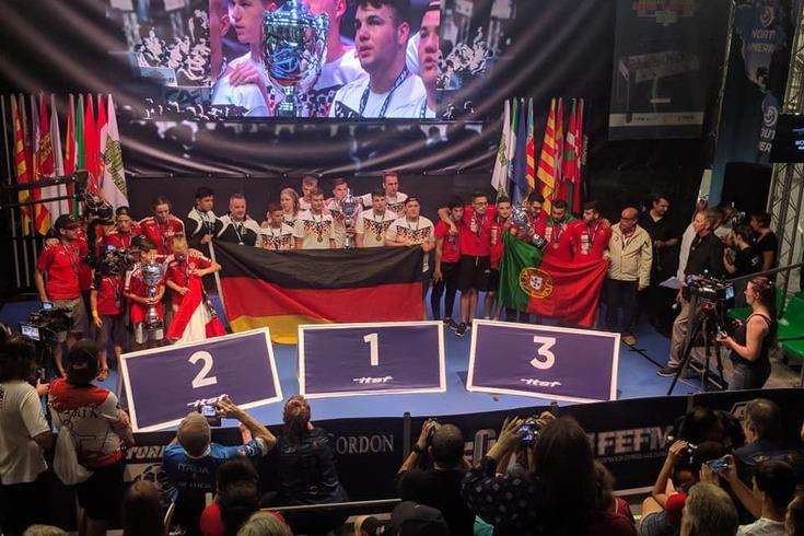 Portugal conquistou o bronze