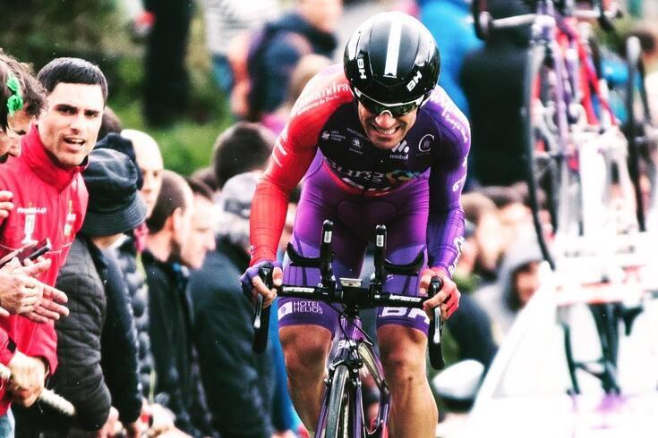 Ricardo Vilela vai correr na Vuelta