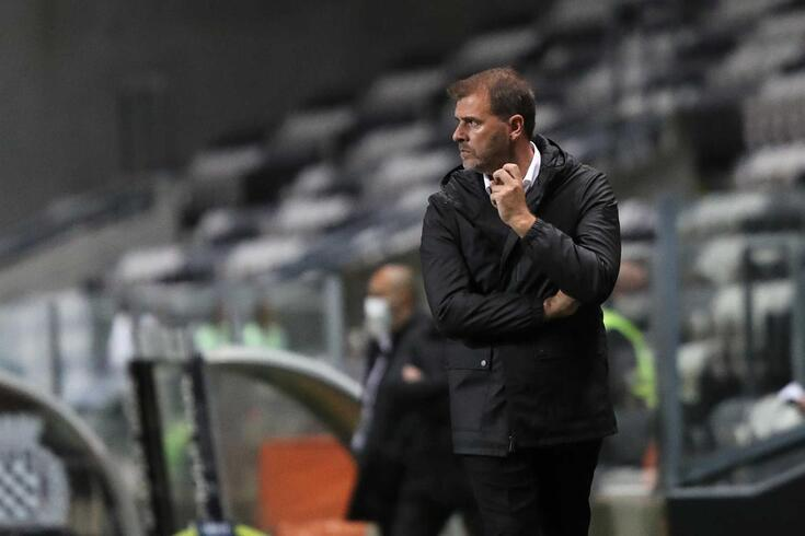 João Henriques, treinador do V. Guimarães