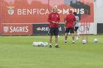 Jesus pretende mais reforços para o Benfica
