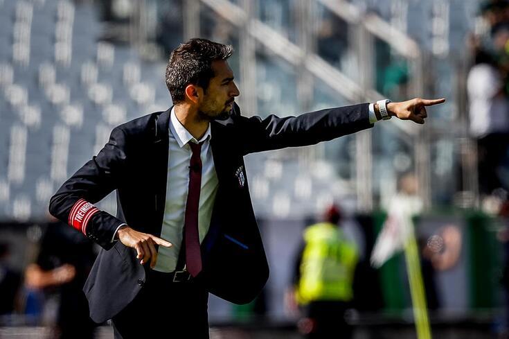 """Treinador do Braga da """"frustração"""" à certeza de que """"as coisas vão acabar por virar"""""""