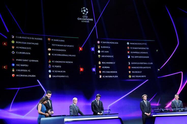 Fase de grupos está à porta e a UEFA ajuda na pronúncia: Poor-too
