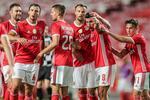 Gabriel tinha apenas participação em três golos do Benfica, um oferecido e dois marcados