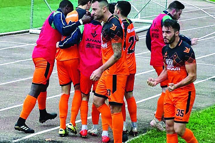 O Castro Daire somou o 11º jogo sem perder.