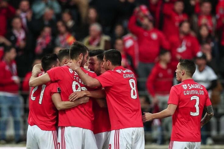Benfica vai participar na International Champions Cup