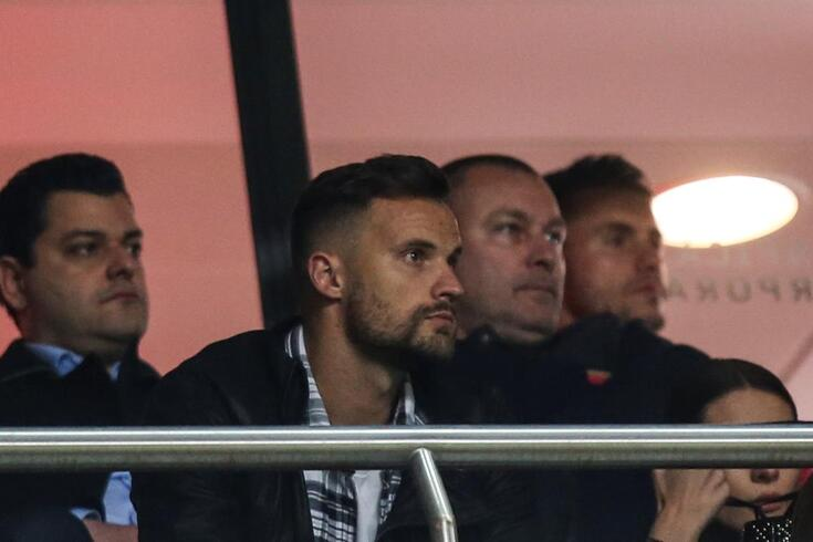 Seferovic fica fora dos convocados da Suíça